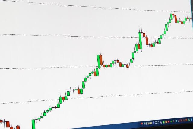 株価上場の画像