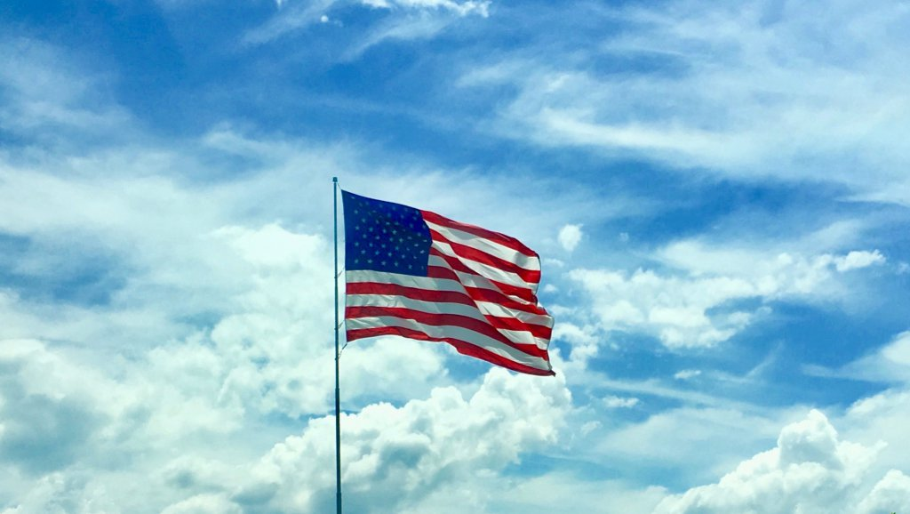 アメリカ国旗(星条旗)